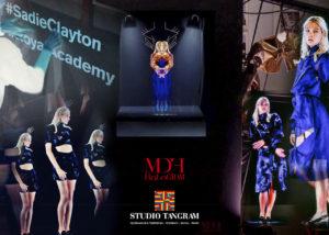 Sadie Clayton fashion show 2016 London
